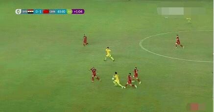 国足3-0叙利亚  最后一轮将迎战阿联酋